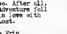 Adventure fell in love with Lost