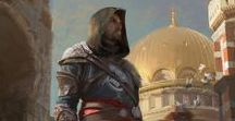 Assassin's creed / All about the video game: Assassin's Creed