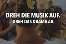 Sprüche und Zitate über Musik