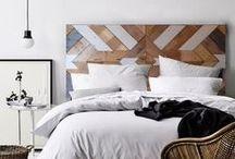 Bedroom inspirations with MYCS / Relax and feel good - The bedroom is our personal place where we can escape from the daily bustle of life and have some me-time.