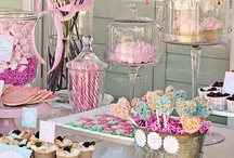 Dessert Tables / by Pink Green