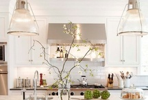 Kitchens / by Pink Green