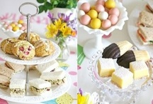 Teatime Treats / by Pink Green
