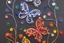 Cards - Quilling - Paper Craft
