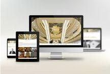 Unsere Arbeiten/ Portfolio / Unser Portfolio von Webdesign bis Printdesign