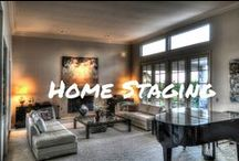 Home Staging Ideas / Here are some great pictures for home staging and remodeling ideas.