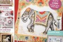 Cross Stitch Magazines - free patterns