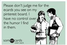 E CARDS / These are so funny!! I hope they brighten your day!!! / by Sophie McPheat