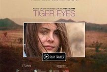 Where to see Tiger Eyes / In the US and Canada, the film is available on these systems #tigereyesmovie #judyblume