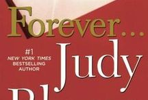 Banned Blume / A list of Judy Blume's books on the top 100 banned book list and why. September 22-28 is National Banned Book Week according to the American Library Association. The week will celebrate the freedom to read and highlights the value of free and open access to information.  #bannedbooks #censorship