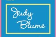 Ode to Judy Blume / While not poems, these posts are part of a larger project spearheaded by Kim Jorgensen Gane and Dana Talusani otherwise known as #JudyBlumeProject to pay homage to what her work means to the lives of the writers.