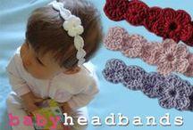 BABY HEADBANDS - DIY