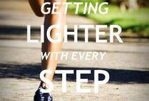 Urheilua ja treenejä + motivaatioa