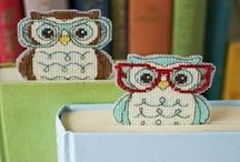 Cross stitch - Bookmark