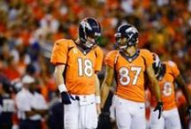 Denver Broncos / All about the orange crush. / by Sooper Credit Union