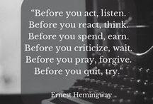 Quotes / #quotes #quote #inspiration #inspirationalquotes