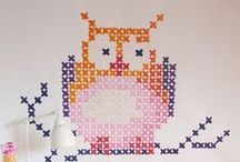 Cross stitch - Owl