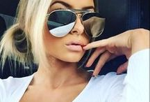 Sun glasses / sun glasses