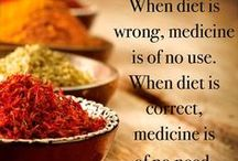 """Ayurveda and Holistic Healing / I am a true supporter of ayurvedic medicine and holistic alternatives when it comes to health and well-being. I do not support or believe in the western way of healing symptoms and diseases with just different synthetic medicines or medicines made in laboratories. Also, medicine is not for healing just the symptoms, it is about finding out where the symptoms began from and why.   """"When diet is wrong, medicine is of no use. When diet is correct, medicine is of no need""""."""