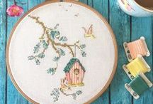Cross stitch - Mix