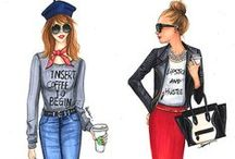 FASHION BLOGGERS / Bloggers World