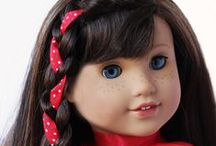 "DOLL - 18"" HAIRSTYLES"