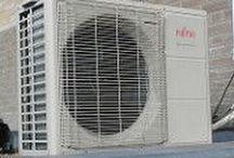 Warmtepomp / Energie Nul met een warmtepomp en zonnepanelen