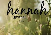HANNAH!!!!!