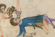 Medieval funny stuff