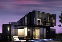 Container Houses / Container Houses