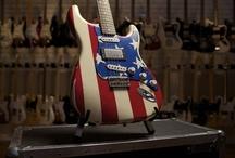 Guitars / by James Paris