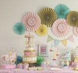 Baby Shower Mybbshowershop / Décoration, organisation de baby shower, jeux, cadeaux invités et candy bar