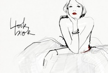Fashion  illustrations / by Roosmarijn Visser