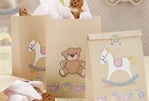 Cadeaux Invités Baby Shower Anniversaire Baptême / Idées Cadeaux aux invités de Baby Shower party, fête de naissance, baptême et anniversaires des petits proposées par Mybbshowershop.com