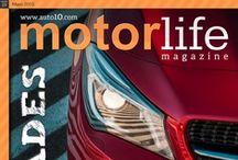 Portadas MotorLife Magazine / Portadas de nuestra revista MotorLife Magazine. http://www.motorlife.es