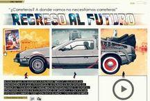 Cine y Motor / Reportajes relacionados con el cine y el motor en MotorLife Magazine