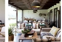 """put your back """"yard"""" into it. / backyard. where to start? maybe here. / by Lulu & Linen"""