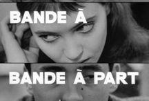 godard´s movie posters