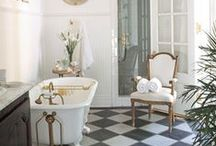 all things bath. / inspiration and ideas for a dreamy bathroom.