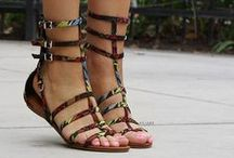Sandals I Wish I Had / ... but I don't have them... meh - Let's not overdo it with pins. And post just the best sandals! :)