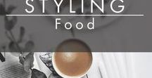 STYLING | Food / Food Styling Collection  #inCollective  Your personal interior designer www.incollective.co