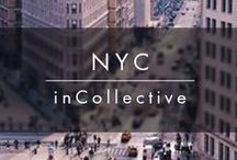 NYC / NYC Ispo Collection  #inCollective  Your personal interior designer www.incollective.co