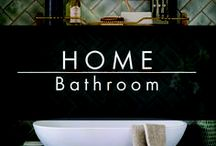 HOME | Bathroom / Beautiful Bathrooms Collection  #inCollective www.incollective.co  Your personal interior designer