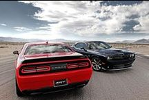 Dodge Challenger & Charger / North America's Muscle Cars!