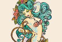 MermaidTattoos!