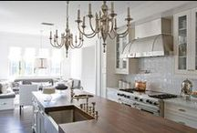 all things kitchen. / design and inspiration for a kitchen space. / by Lulu & Linen