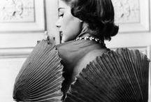 Elsa Schiaparelli / retro fashion designer