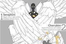 Animal-Human / Wings, fur, horns, etc.