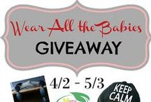 Giveaways / All of the giveaways from mamanonthetrail.com