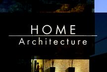HOME | Architecture / Home Architecture Collection  #inCollective  Your personal interior designer www.incollective.co